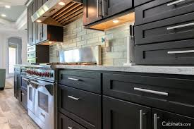 black glazed kitchen cabinets customer closeup part ii cabinets com