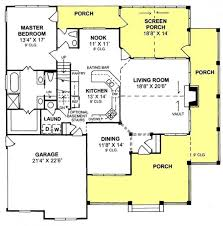 southern style house plans with porches 63 best floor plans images on southern living house
