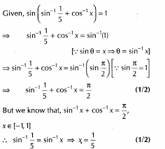 important questions for cbse class 12 maths inverse trigonometric