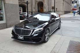 mercedes used s class 2014 mercedes s class s63 amg stock b778a s for sale near