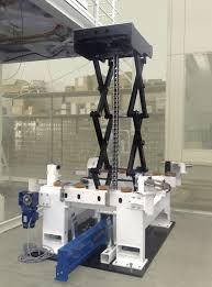 scissor lift table electric high performance serapid