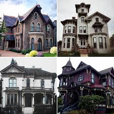 gothic homes images reverse search