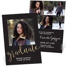 high school graduation invitations high school graduation announcements custom designs from pear tree