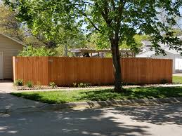 pre stained fence pickets u0026 rails is a hit the american fence