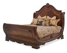 Solid Wood Sleigh Bed Solid Wood Sleigh Beds Ebay