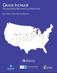 usa map with states distance distance education on a roll in the usa tony bates