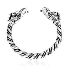dragon bracelet jewelry images Viking jewelry nordic viking dragon bracelet ancient silver men jpg