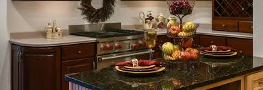 kitchen decorating ideas for countertops kitchen countertop decoration ideas swartz kitchens