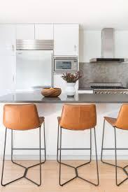 kitchen counter stools western saddle bar stools cognac leather