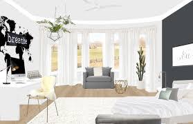 monochrome interior design jaslyn brown interior designer havenly
