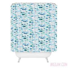 Yellow And Navy Shower Curtain Bathroom Shower Animal Print Shower Curtain Make My Own Shower