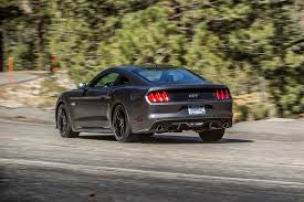 2000 mustang gt rear end 2015 ford mustang reviews and rating motor trend