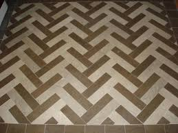bathroom tile floor designs installing herringbone tile floor