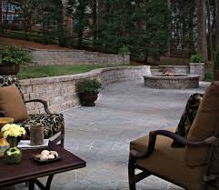 Belgard Patio Pavers by Seating Walls Professionally Installed U2013 Paver Connection