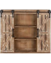 rustic wood for sale new savings on kate and laurel cates rustic wood wall storage