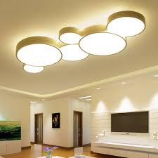 Modern Ceiling Lights Living Room 2017 Led Ceiling Lights For Home Dimming Living Room Bedroom Light