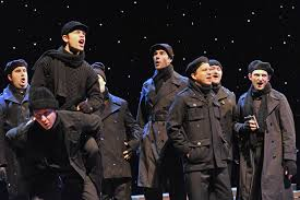 theater review u201call is calm the christmas truce of 1914 u201d finds