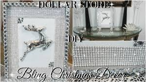 diy dollar store glam christmas decor diy home decor diy wall