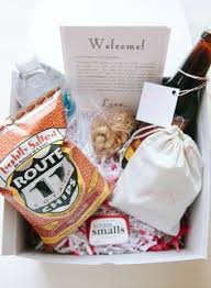 virginia gift baskets southern hospitality welcome bags why we southern weddings