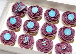 Personalised Cupcakes Celebration Cake Gallery