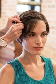 how to style your pixie cut while growing it out u2013 glam radar