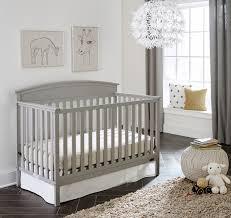 Graco Lauren Convertible Crib Recall by Graco Benton 5 In 1 Fixed Side Convertible Crib Pebble Gray