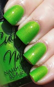 lime green nails trendy nails hair and cosmetics pinterest