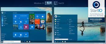 classic shell and start10 banish windows 10 live tiles bring back