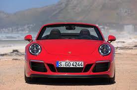 porsche 911 carrera gts cabriolet 2017 porsche 911 carrera 4 gts cabrio front view motor trend