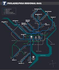 Septa Rail Map Introducing Traveler Predictive Analytics For Philly U0027s Regional