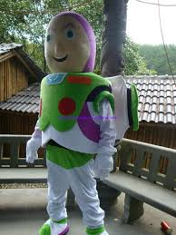 Buzz Lightyear Halloween Costume Compare Prices Buzz Lightyear Mascot Costume Shopping