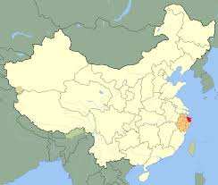 Nanking China Map by Mountains In China Map