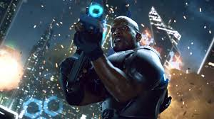 crackdown returns game wallpapers terry crews is playable in crackdown 3