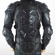 motocross gear ebay new motorcycle armor body guard atv motocross gear jacket m l xl