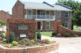 Canterbury Floor Plan by Canterbury Townhouses Apartment In Starkville Ms