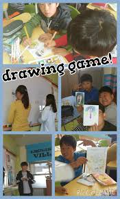 easy drawing game review guessing game describing appearance