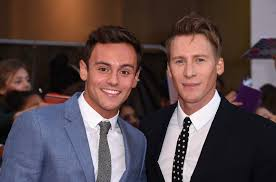 weny news olympic medalist tom daley husband share baby news on