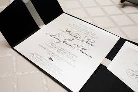 wedding invitations black and white black wedding invitations gangcraft net