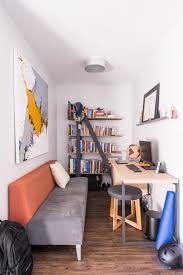 Designing A One Bedroom Apartment How To Live Large In A 500 Square Foot Studio Apartment Curbed