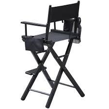 Professional Makeup Artist Chair Go2buy Black Professional Waterproof Folding Makeup Artist