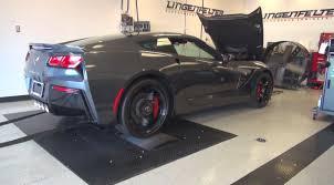 2014 corvette mods 2014 graphite chevrolet corvette c7 stingray pictures mods