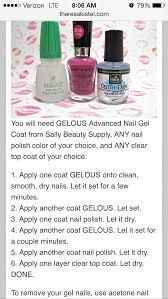 best 25 natural gel nails ideas only on pinterest simple gel