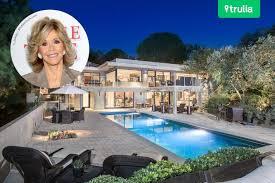 blog house jane fonda s beverly hills mansion hits the market celebrity