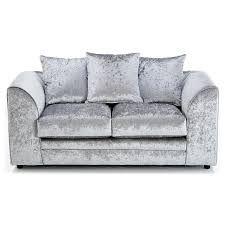 Velvet Sofa Bed Michigan Velvet 2 Seater Sofa Next Day Delivery Michigan Velvet