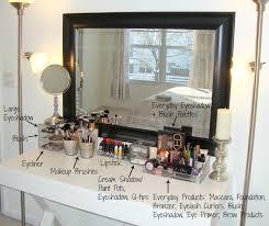 large acrylic makeup organizer makeup organization makeup