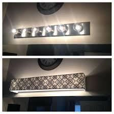 Bathroom Light Shade Bathroom Light Fixture Shades Ing Bathroom Light Fixtures With