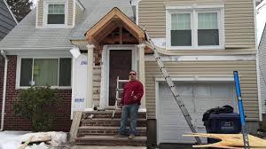 livingston nj portico design and installation contractor 973 487