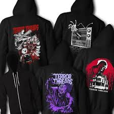 Terror Threads Horror T Shirts Apparel And Accessories