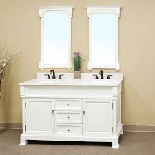 60 Inch Bathroom Vanity Double Sink by Bathroom Vanity Mirrors Double Sink Fresca Allier 60 Inch Grey Oak