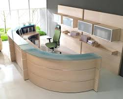 Reception Desk Curved Office Reception Desk Cheap Ergonomic Office Reception